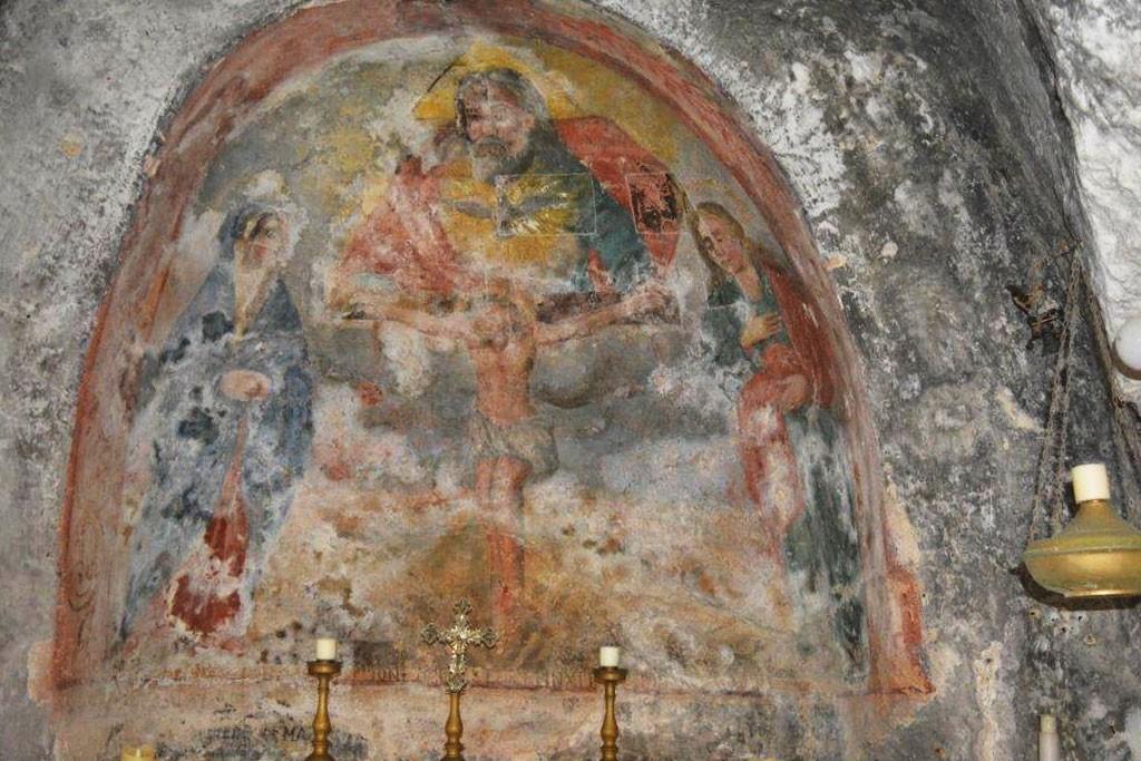 Chiesa rupestre dello Spirito Santo Monopoli